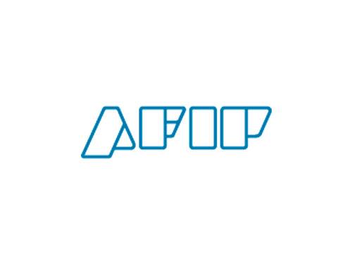 Logo AFIP. DIRECCION REGIONAL SALTA DGI