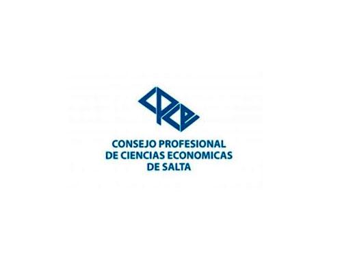 Logo CONSEJO PROFESIONAL DE CIENCIAS ECONOMICAS SALTA