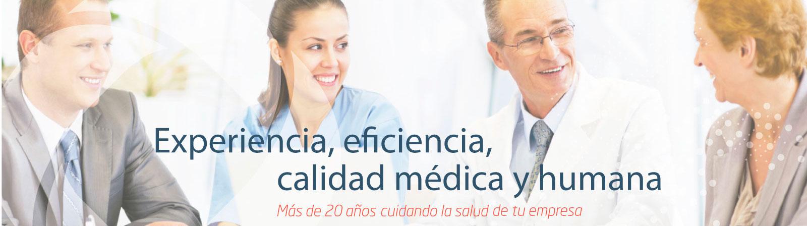 Más de 20 años cuidando la salud de tu empresa